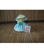 2001 Cherished Teddies  Lady in Green