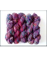 Himalaya soft silk yarn crochet Hand spun 50 skein - $144.40