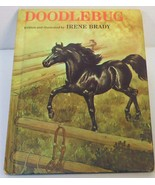 Doodlebug written and illustrated by Irene Brad... - $5.00