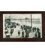 Vintage Postcard 1900s 1909 Youngs Pier Atlanti... - $6.99