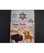 Making Memories Slice Design Card Happy Trails ... - $24.99