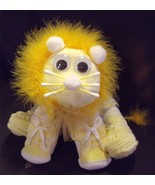 Yellow Lion Baby Shower Gift Diaper Cake TOPPER... - $28.00