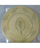 Pier One Italia Leaf Dinner Plate Discontinued - $20.00