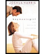 Boy Meets Girl Book JOSHUA HARRIS Say Hello To ... - $6.99