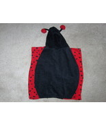 Plays or Halloween Lady Bug Costume Ages 2 to 6 - $10.00