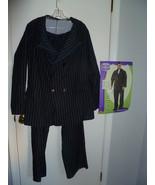 ADULT MEN'S GANGSTER SUIT HALLOWEEN COSTUME SIZ... - $25.00