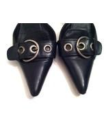 Prada Heels, Black Kitten Heels, Ladies Shoes, ... - $80.00