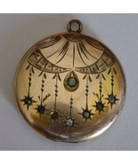 Gold Locket H A and Company 