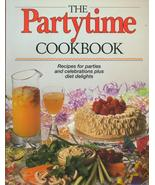 The Partytime Cookbook Recipes Diet Delights - $7.99