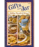 Gifts From A Jar Cookbook S/C Muffins Breads & ... - $3.99