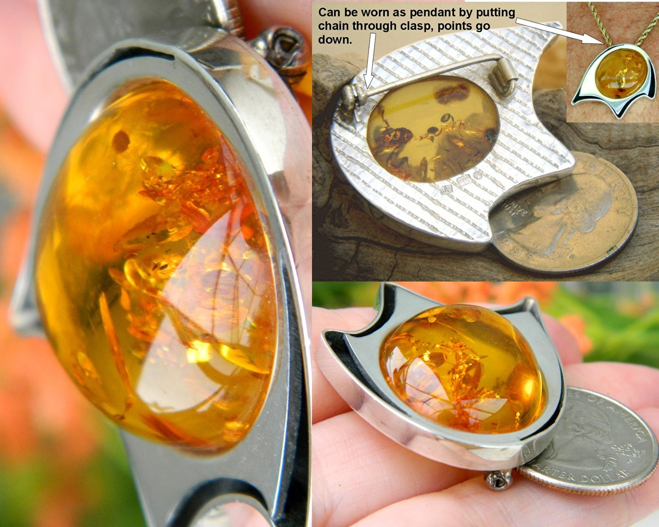 Amber_modernist_pin_brooch_sterling_silver_hallmarked_poland