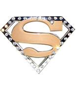 Officially Licensed Golden Superman Belt Buckles - $20.00