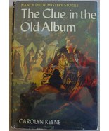Nancy Drew #24 THE CLUE IN THE OLD ALBUM 1960A-... - $30.00