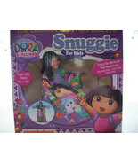 SNUGGIE FOR KIDS DORA THE EXPLORER