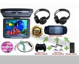 "Buy Car Video Players - NEW 10.4"" FLIP DOWN LCD CAR MONITOR CD USB DVD PLAYER"