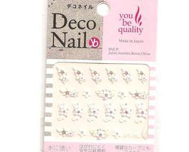 3D Design Nail Art Stickers  Group 3