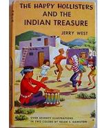 THE HAPPY HOLLISTERS AND THE INDIAN TREASURE We... - $8.00