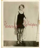 Mary Hopple Risque Vaudeville Swimsuit Original... - $13.99