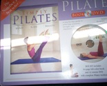 Simply Pilates-Book-DVD Set-Health-Exercise