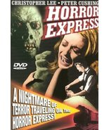 Horror Express 1972 DVD Widescreen Peter Cushing - $8.00