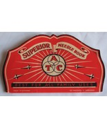 Vintage Needle Book ATC Superior Sewing Needles... - $6.92