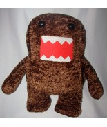 Domo Domo-kun NHK Brown Creature Plush Stuffed ... - $7.99