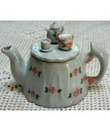 Vintage NEW Andrea by Sadek China Teapot - $15.00