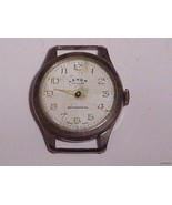 Vintage LENGA DeLuxe MENS WATCH WORKING - $27.99