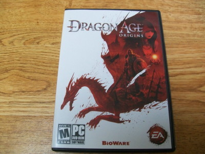 Dragon Age: Origins PC Game