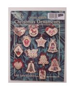 Christmas Ornaments Cross Stitch Sam Hawkins #3507 - $3.99