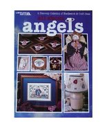 All About Angels Leisure Arts Needlework & Craf... - $3.99