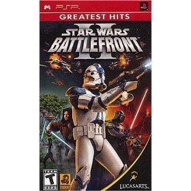 Star Wars Battlefront 2, PSP game