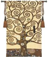 35x48 KLIMT TREE OF LIFE Fine Art Tapestry Wall... - $189.95
