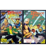 Dragon Lines: Way Of The Warrior #1-2 Complete ... - $5.00