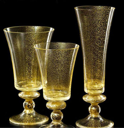 Nason & Moretti Made in Italy Glassware - Trocadero