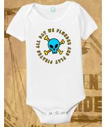 Baby Pirate Shirt Infant Pirate Creeper Newborn... - $17.42
