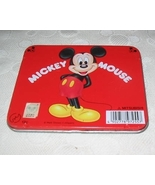 Mickey Mouse Colored Pencils In Tin By Mitsubis... - $20.00
