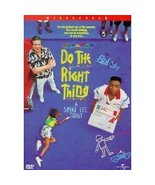 Do The Right Thing Widescreen DVD