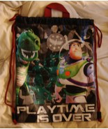 Toy Story Drawstring Childs Back Pack - LIKE NEW - $6.00