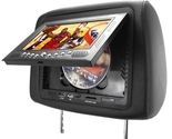 Buy Car Video Players   - Pair of 7 Inch Car Headrest DVD Player/Game System Black