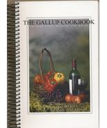 Gallup Company Cookbook - Recipes From Around T... - $7.99