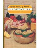Favorite Recipes of America Vegetables Fruits C... - $7.99