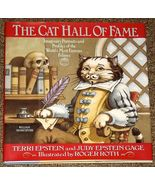 The Cat Hall of Fame Terri Epstein and Judy Eps... - $1.50