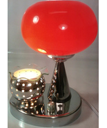 Red  Electric Oil or Tart Warmer and Lamp - $23.50
