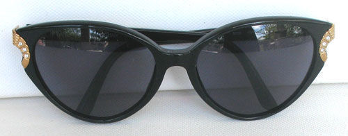 YSL 5005 Y505  Vintage Cat Eye Sunglasses
