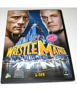 [DVD] HOT new authentic WWE 2013 Wrestlemania 29 XXIX Pay Per View English