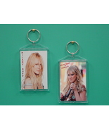 Hilary Duff 2 Photo Designer Collectible Keychain - $9.95