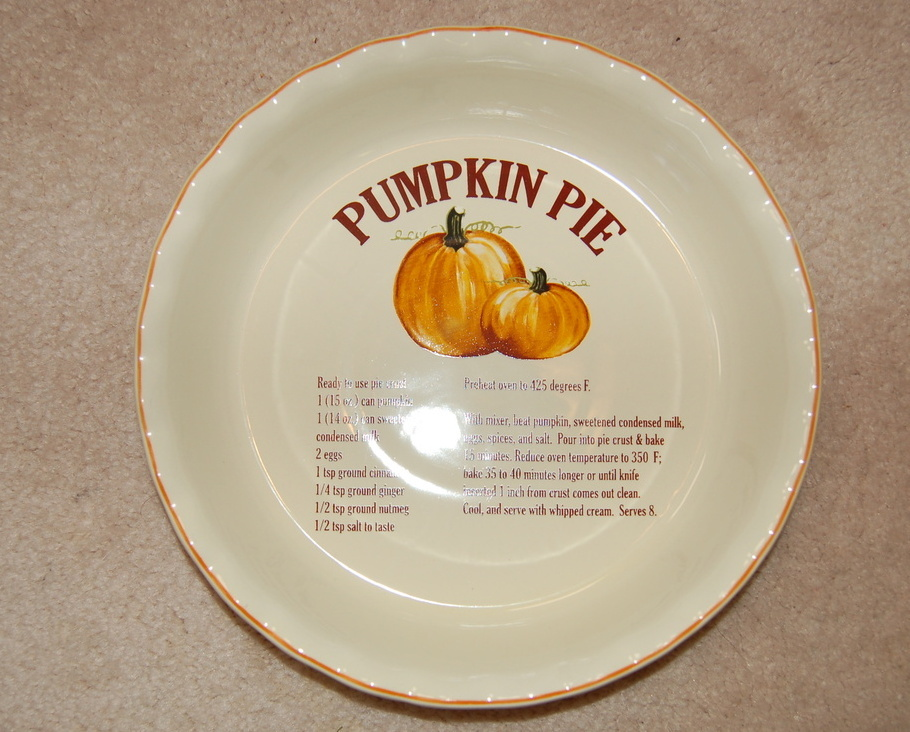 Dennis_east_international_pumpkin_pie_dish