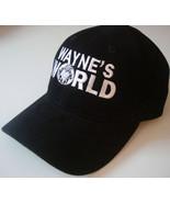 Wayne's World embroidered logo cap Wayne Campbe... - $15.95