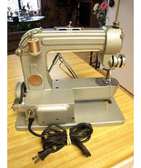 VINTAGE SEWING MACHINE-PORTMAN 1948? - $50.00
